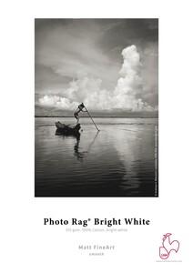 Hahnemuehle Photo Rag Bright White