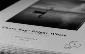 Hahnemuhle Photo Rag Bright White-texture-01